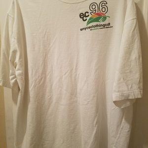 Enyce Men's Classic T-Shirt Short Sleeve Size 3XL
